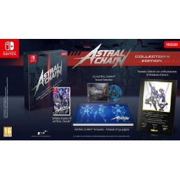 ASTRAL CHAIN Collector's...