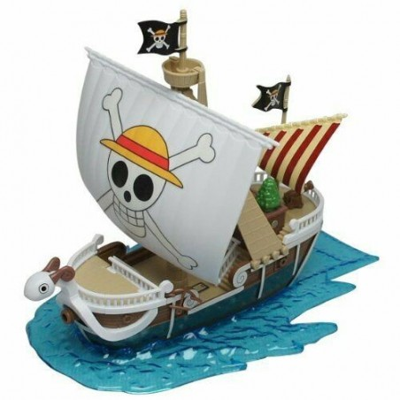 ONE PIECE MARINE SHIP FIGURE YURA KORE PIRATE SHIP MEGAHOUSE