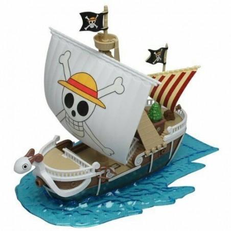 ONE PIECE NAVE MARINA FIGURE YURA KORE PIRATE SHIP MEGAHOUSE
