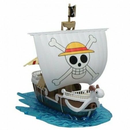 ONE PIECE NAVE GARP FIGURE YURA KORE PIRATE SHIP MEGAHOUSE MARINA
