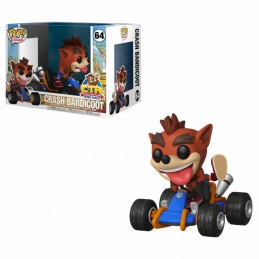 Funko Pop! Rides - Crash...