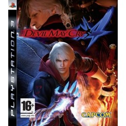 Devil May Cry 4...