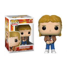 Funko Pop! MacGyver figure...