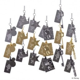 Kingdom Hearts Mini Charm...