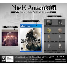 NIER PS4 Automata Game of...