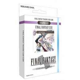 Final Fantasy Trading Card...