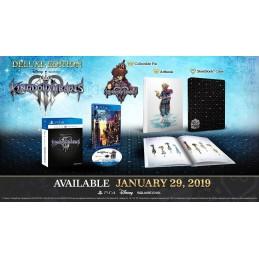 Kingdom Hearts III - Deluxe...