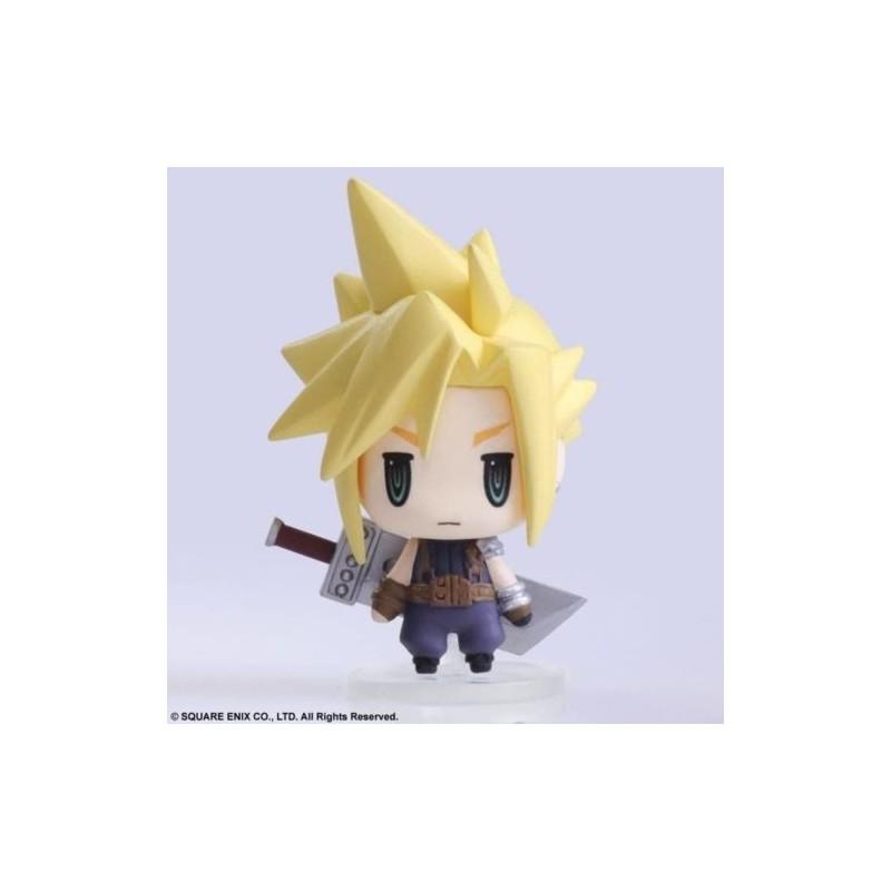 Final Fantasy Trading Arts Mini Vol 1 Figure Cloud Strife Final Fantasy Vii 4cm