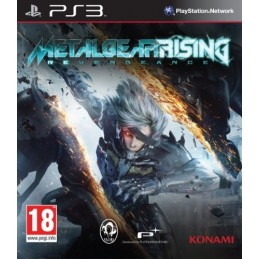 PS3 Metal Gear Rising:...
